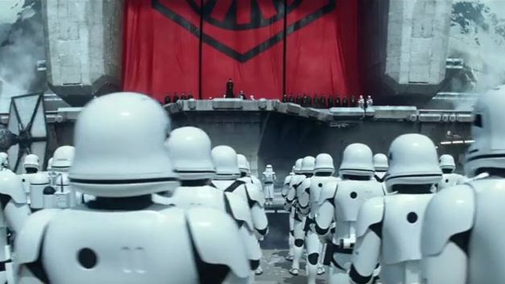 Star Wars trailer Primer Orden