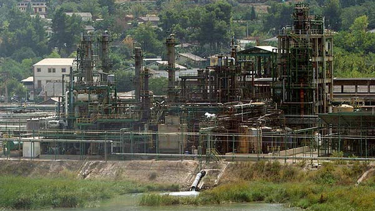 Una fábrica de Tarragona