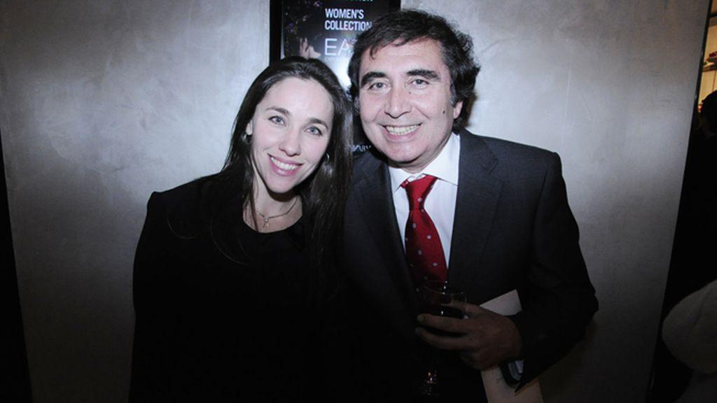 Los arquitectos Florencia Nin Uría y Horacio Fernández fueron los responsables del diseño de la tienda junto con Borja Vega