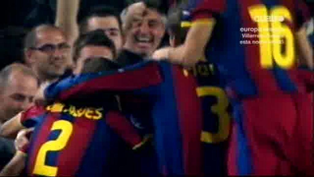 Nueva manita del Barça