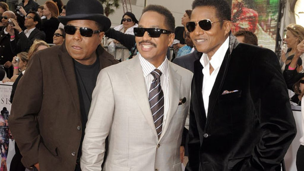 Tito Jackson, Marlon Jackson y Randy Jackson