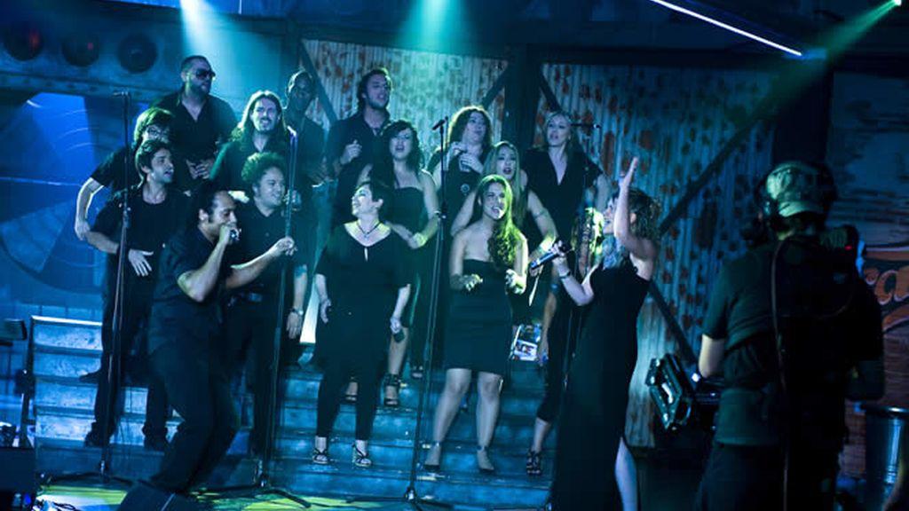 Grupo Cantantes