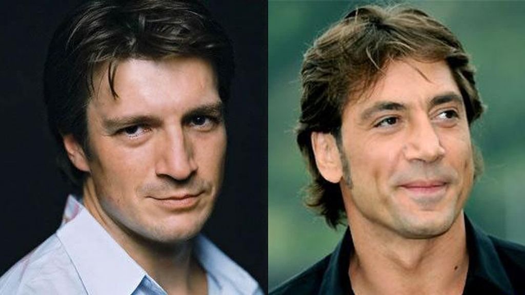 Richard Castle es Javier Bardem