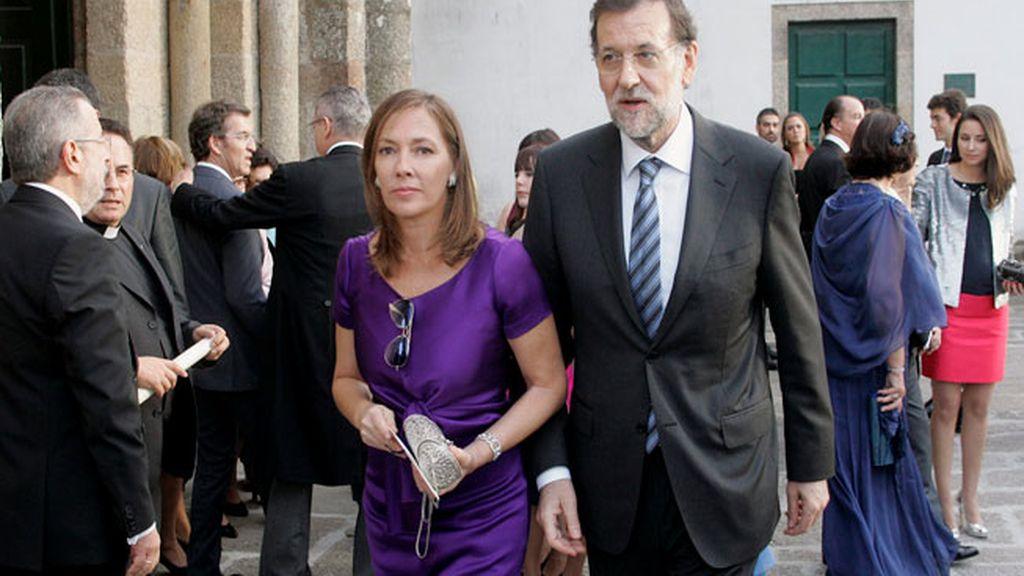 Boda del hijo de Alberto Ruiz Gallardón