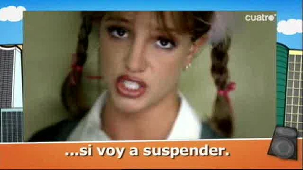 Doblaje a Britney Spears