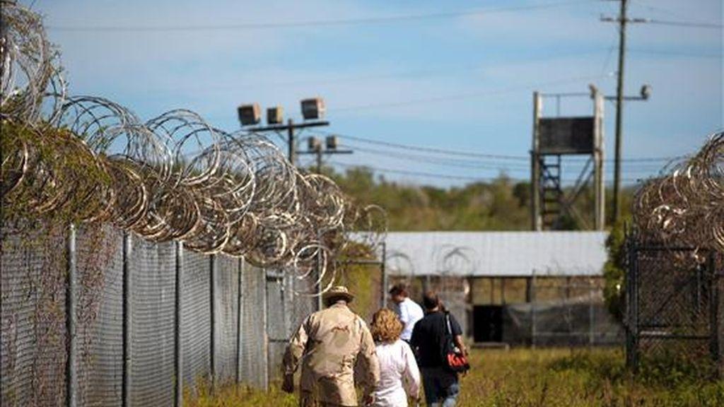 Gran parte de las pruebas que existen contra los acusados por el 11-S habría sido obtenida en confesiones hechas durante interrogatorios en prisiones secretas de la CIA. EFE/Archivo
