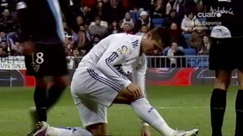 La ambición de Cristiano lesiona...
