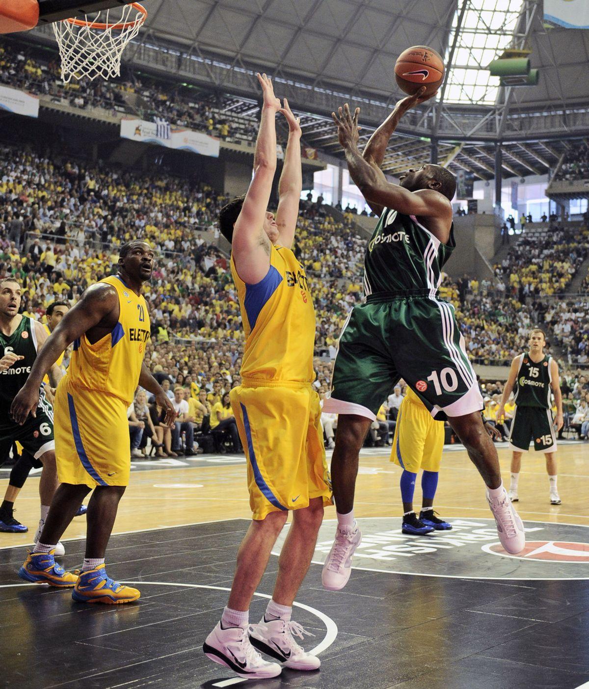 Maccabi, nazi, baloncesto