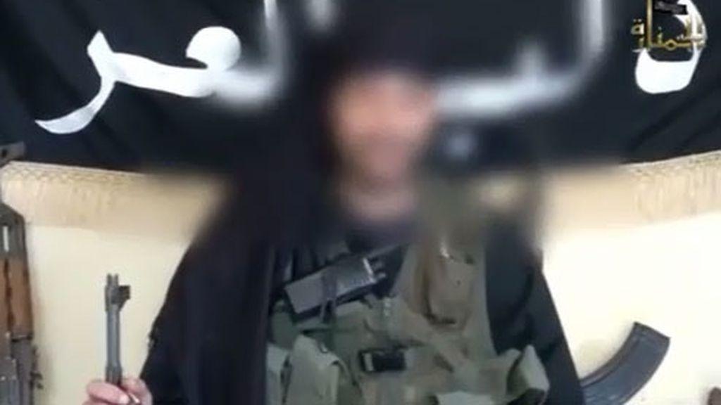 Uno de los terroristas de la red de Ceuta se inmoló en Siria. Foto: Informativos Telecinco