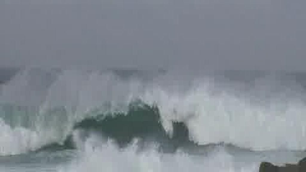 El temporal se ceba con Galicia