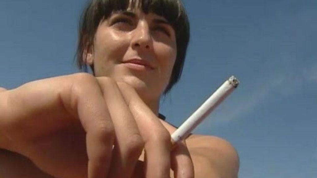 El 70% de los jóvenes fuman