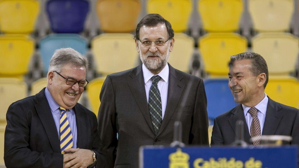 Mariano Rajoy destaca el valor del deporte dentro de la Marca España