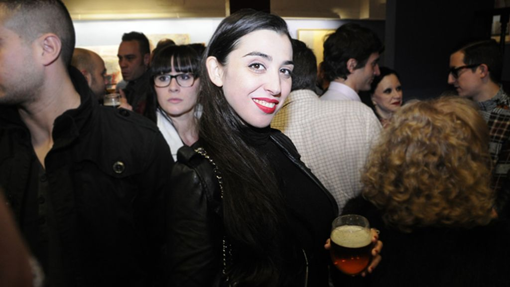 """Marta Vaquerizo salió encantada tras ver a las estupendas actrices de """"Lifting"""""""