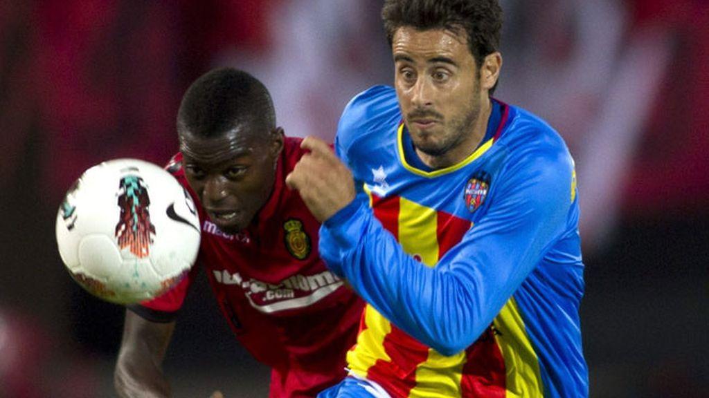 Mallorca 1 - 0 Levante