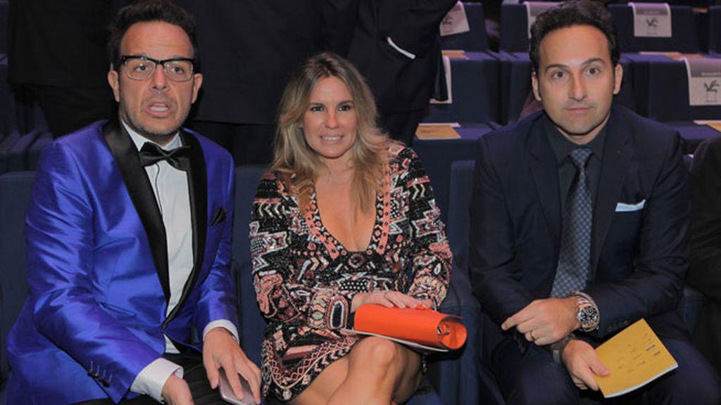 Iker Jiménez, 'Mejor presentador' junto a Carmen Porter y Ángel Llácer