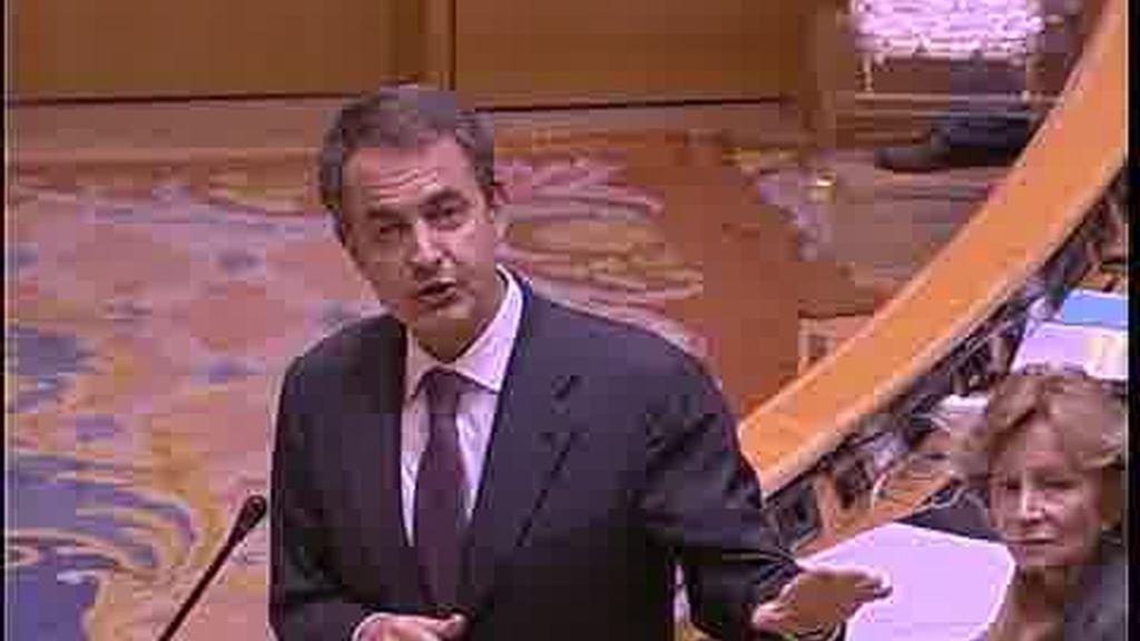 Zapatero no tiene prisa por legalizar Batasuna