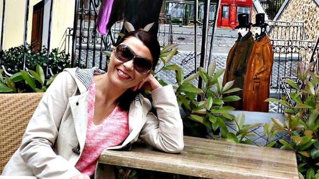 El 'punto d' de Mónica Araujo, un rincón de Montmartre en París