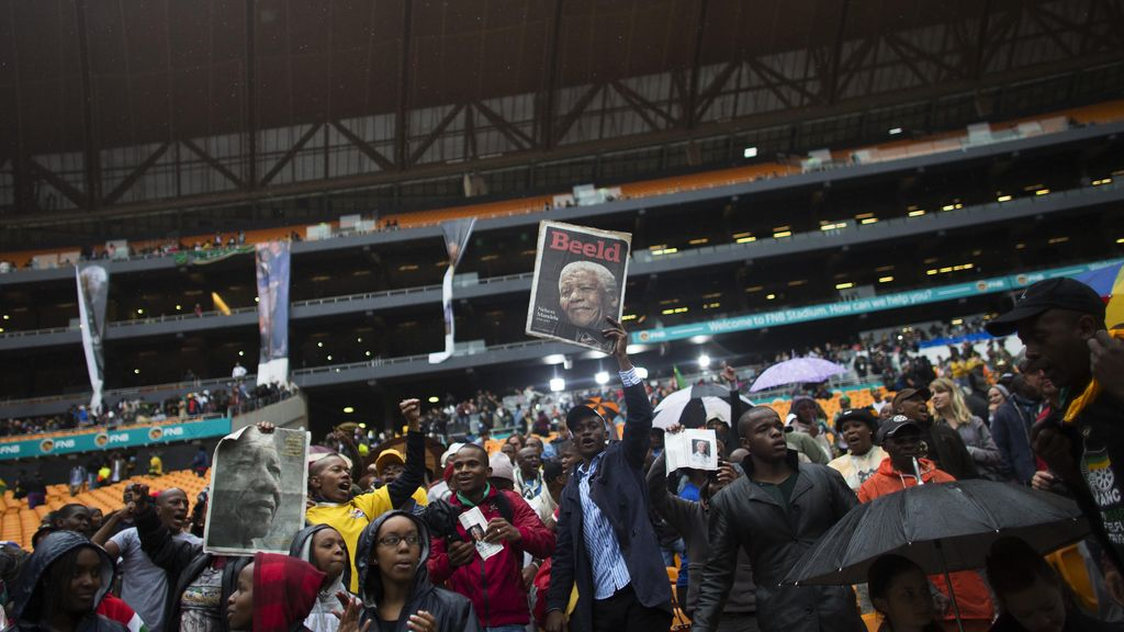 Funeral por Madiba