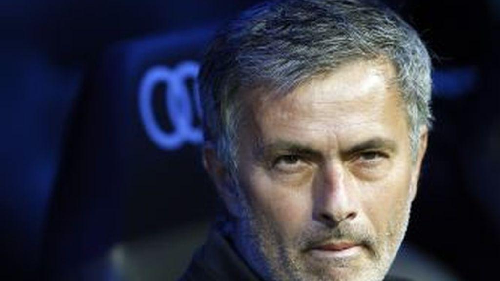 Mourinho ensalza a Florentino. REUTERS