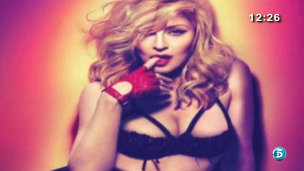 La cantante publicará su nuevo disco la próxima semana