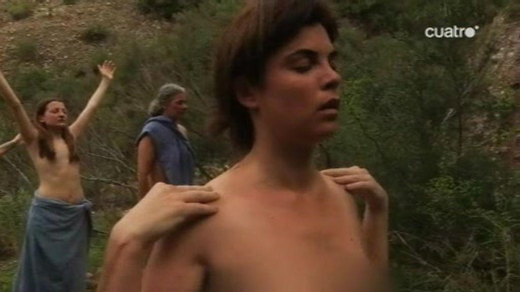 Samanta Villar ofrece un adelanto de su próximo reportaje en UAU... y está desnuda!!