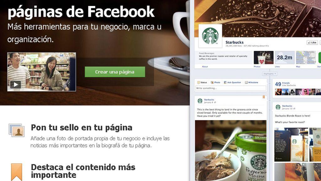 """La compañía asegura que esta opción """"permite a los administradores de las Páginas realizar un mejor seguimiento de su actividad, y  responder a mensajes privados de sus usuarios""""."""