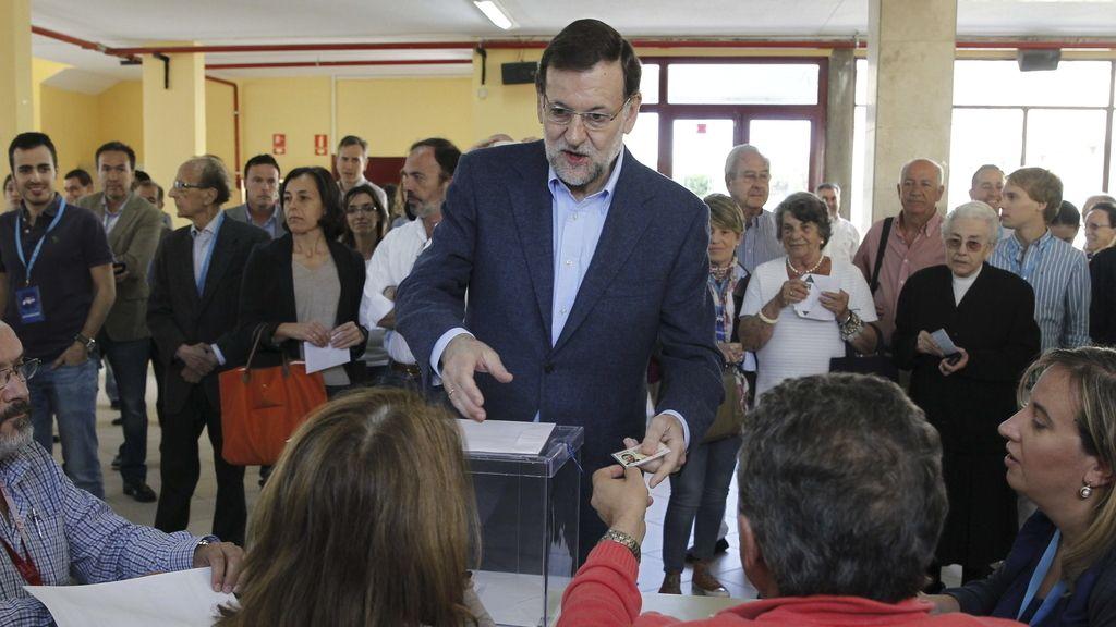 """Rajoy sobre el voto en Europa: """"Cada vez afectan más al día a día de los españoles"""""""