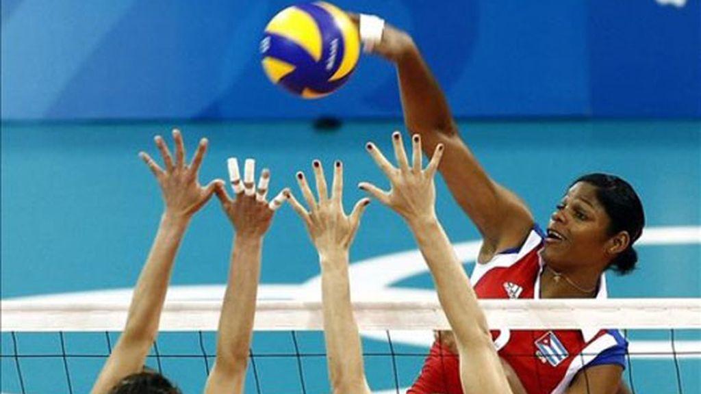 0-3. Cuba muestra sus credenciales al podio