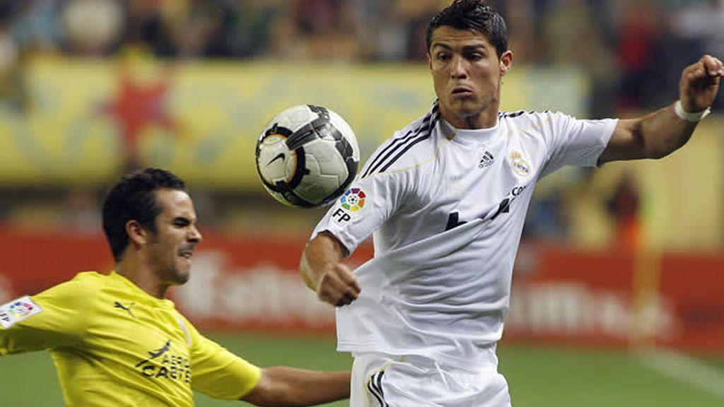 Cristiano Ronaldo volvió a marcar