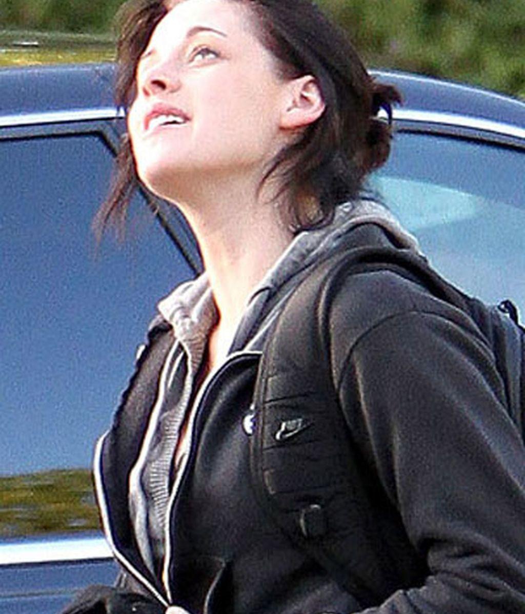 Kristen Stewart, sola en Los Ángeles