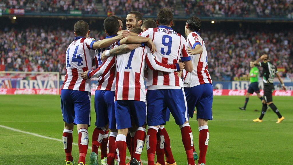 Atlético de Madrid - Córdoba
