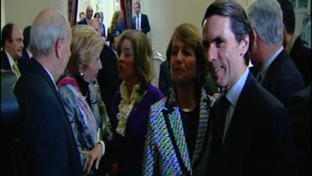 Aznar ficha como asesor externo de Endesa
