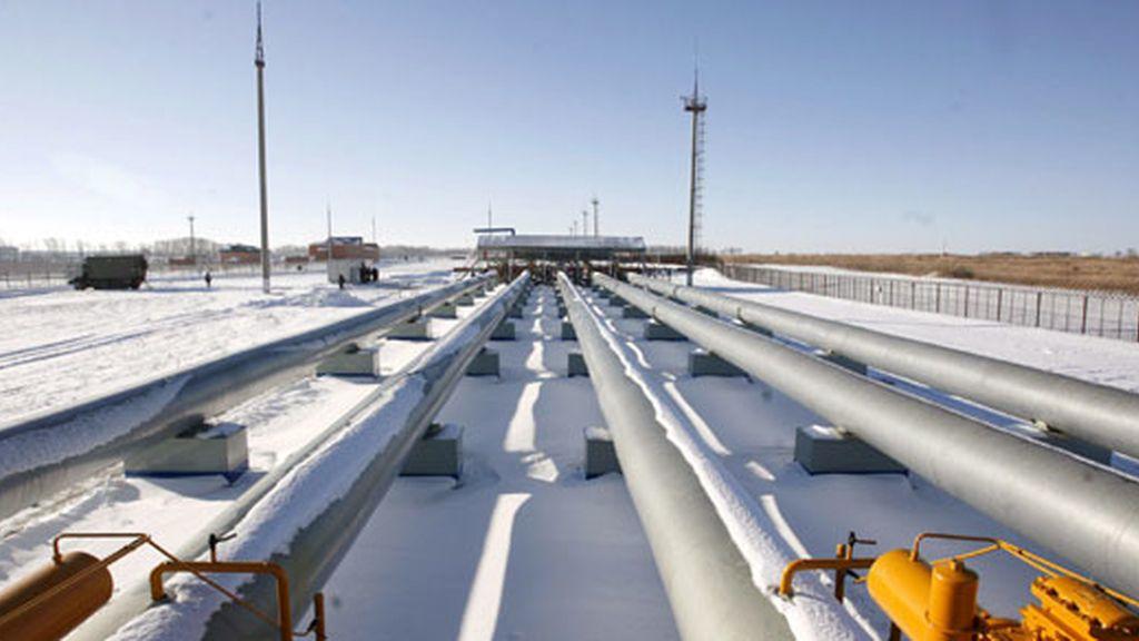 Gazprom exige el restablecimiento inmediato de los suministros