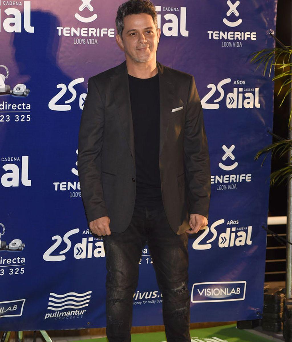 Alejandro Sanz interpretó por primera vez en un escenario su 'Zombie a la Interperie'