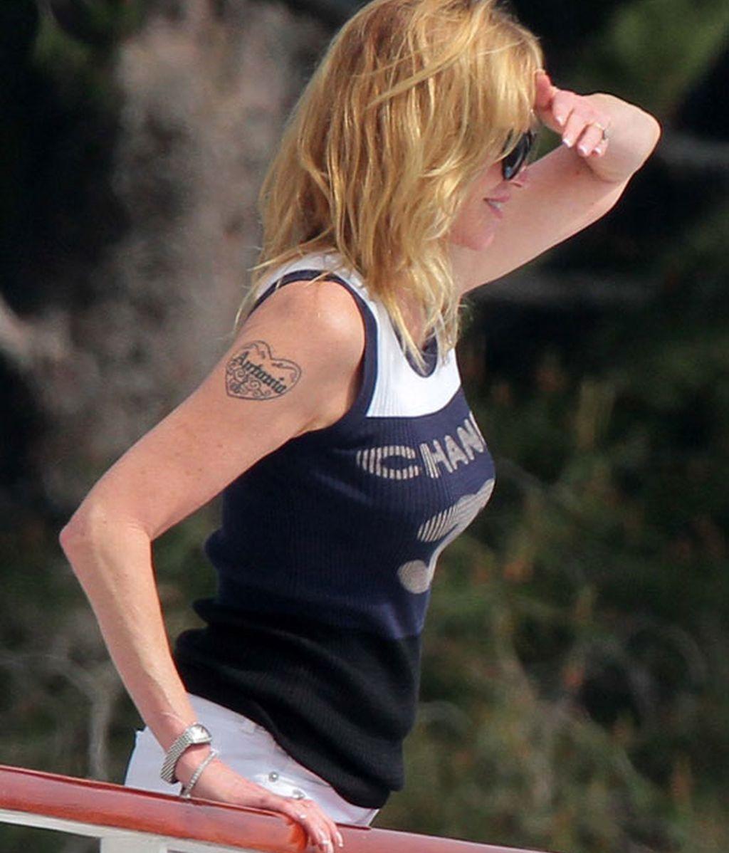 El de Guti y otros tatuajes hechos por amor