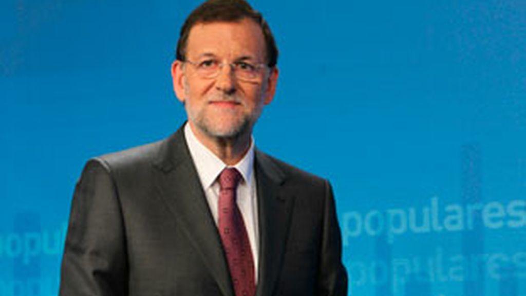 Rajoy ha señalado que tras la buena noticia, que según ha dicho, supone el comunicado hecho público por ETA