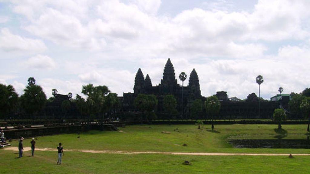 El deslumbrante 'Angkor Wat'. Foto: RSO.