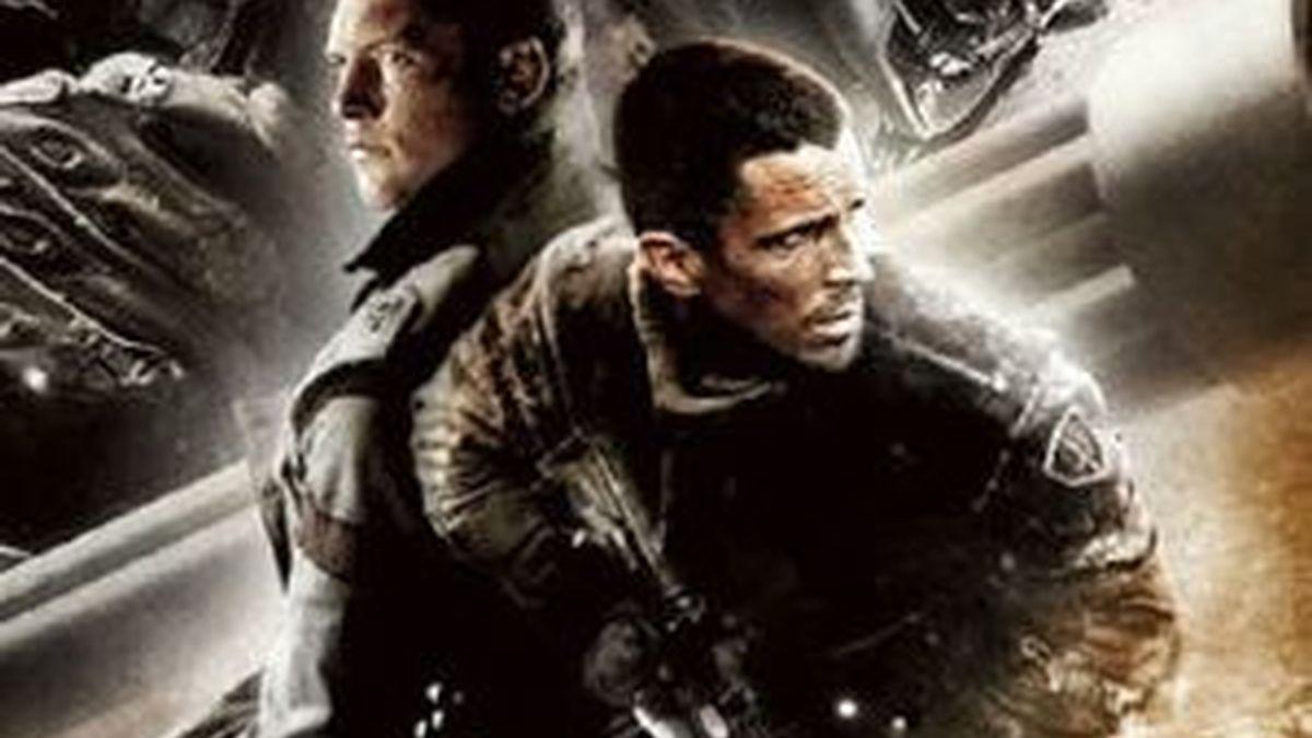 La cuarta entrega de Terminator llega a los cines. Vídeo: Informativos Telecinco.