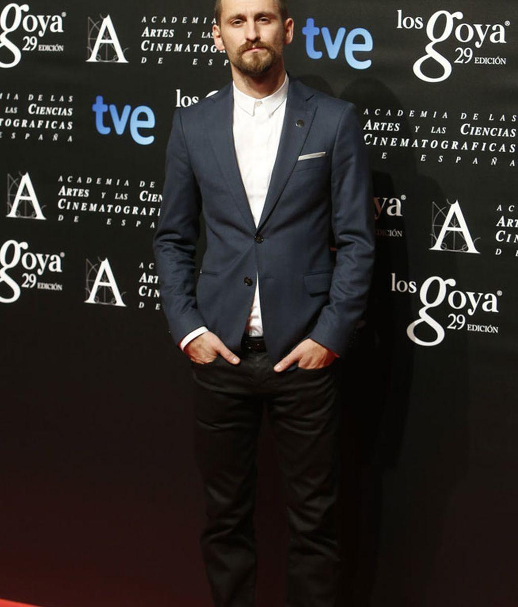 Raúl Arévalo, nominado a mejor actor
