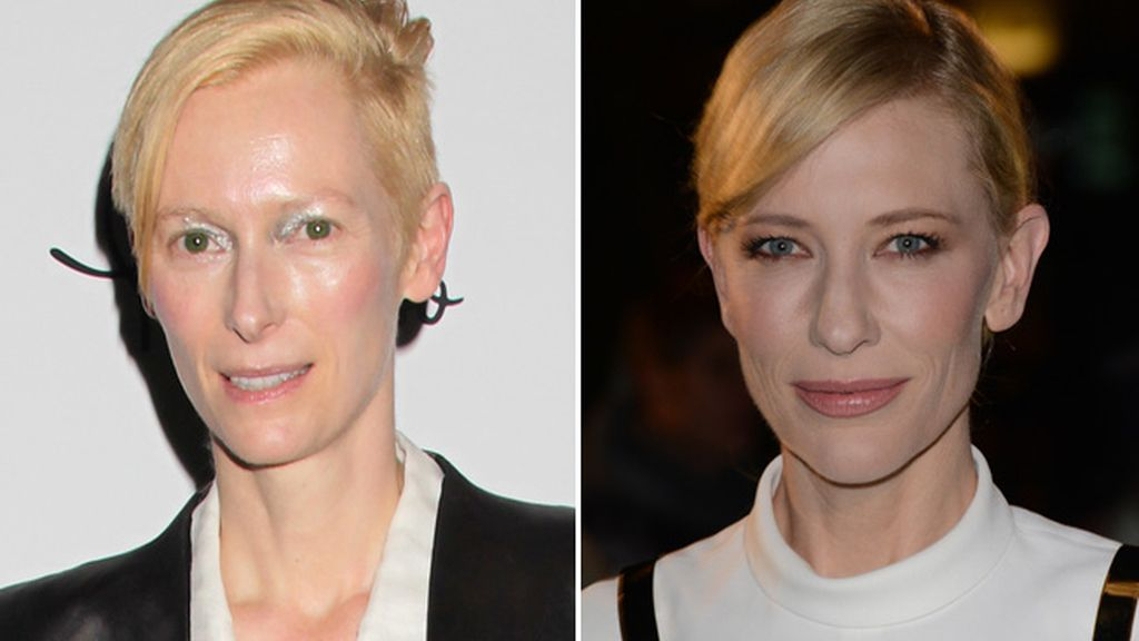 Tilda Swinton y Cate Blanchett