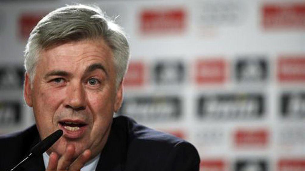 """Ancelotti: """"No necesitamos buscar 30 pases para encontrar una solución, con tres vale"""""""