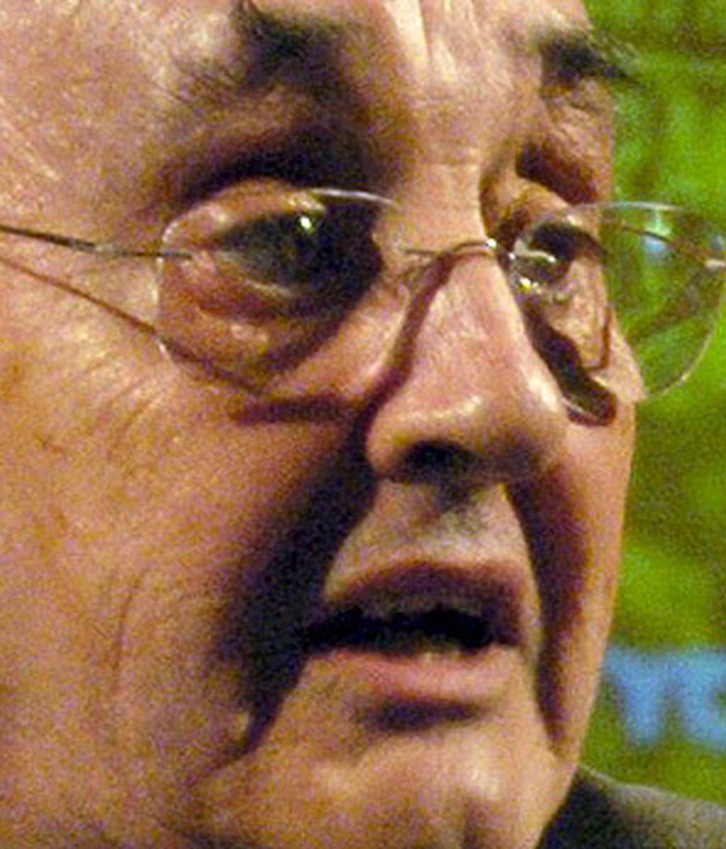 Hans Ott Thomashoff, psicoanalista austriaco, presente en Granada. Foto: EFE