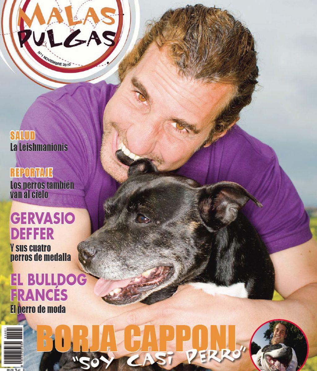 Revista Malas Pulgas - Primer número