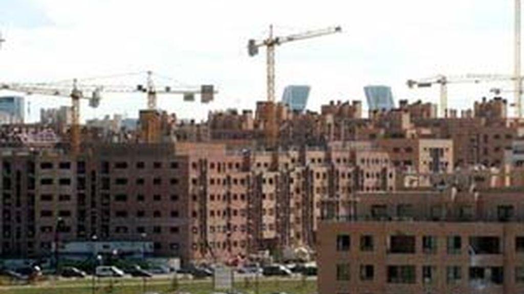 Las viviendas hipotecadas en noviembre se situaron en las 50.914.