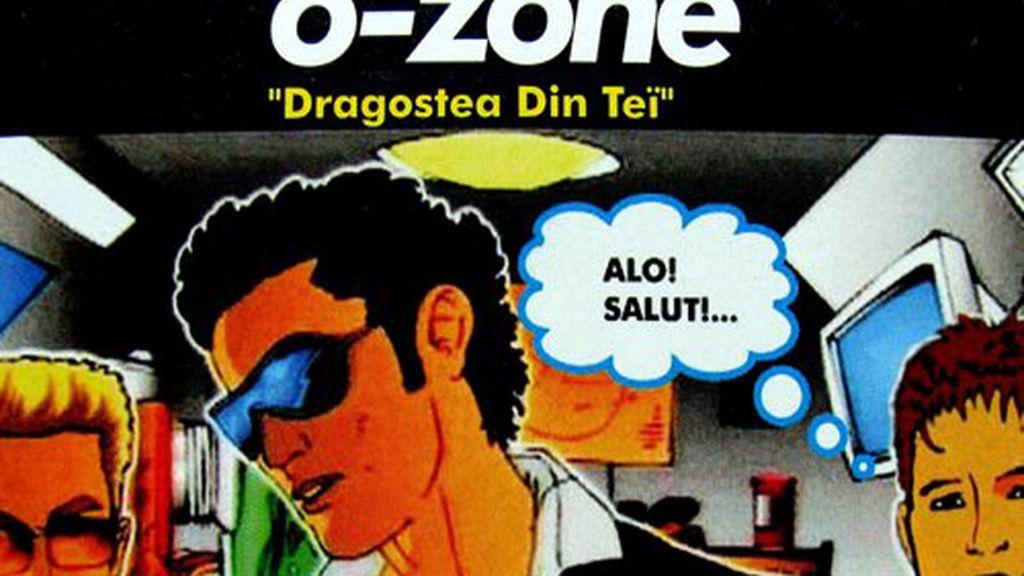 Año 2004, 'Dragostea Din Tei' del grupo 'O-Zone'