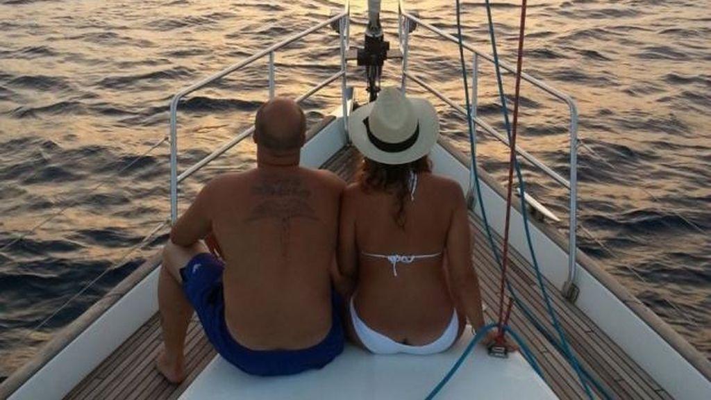 Cual Leonardo y Kate…
