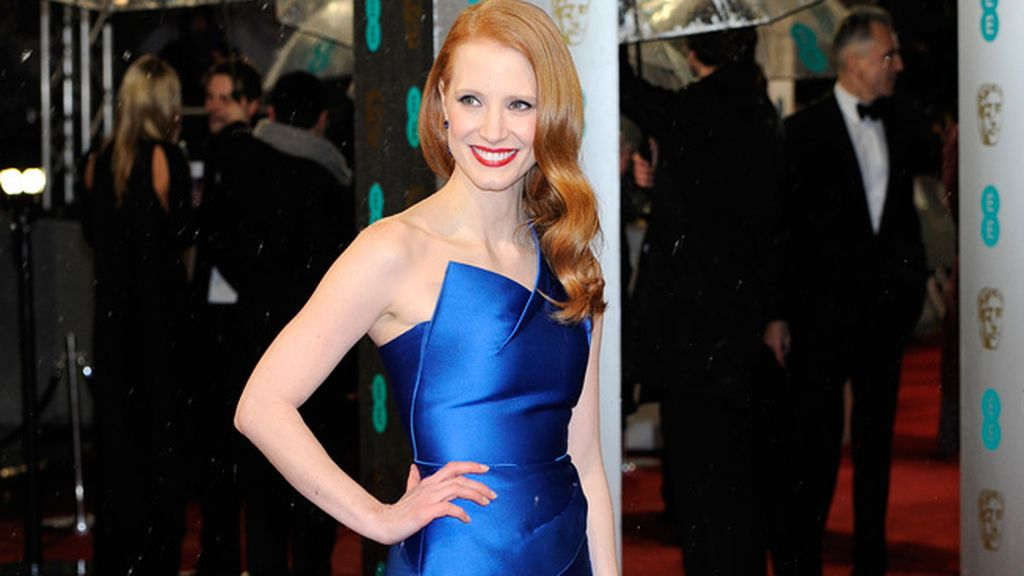 Jessica Chastain, posible 'reina de Hollywood'