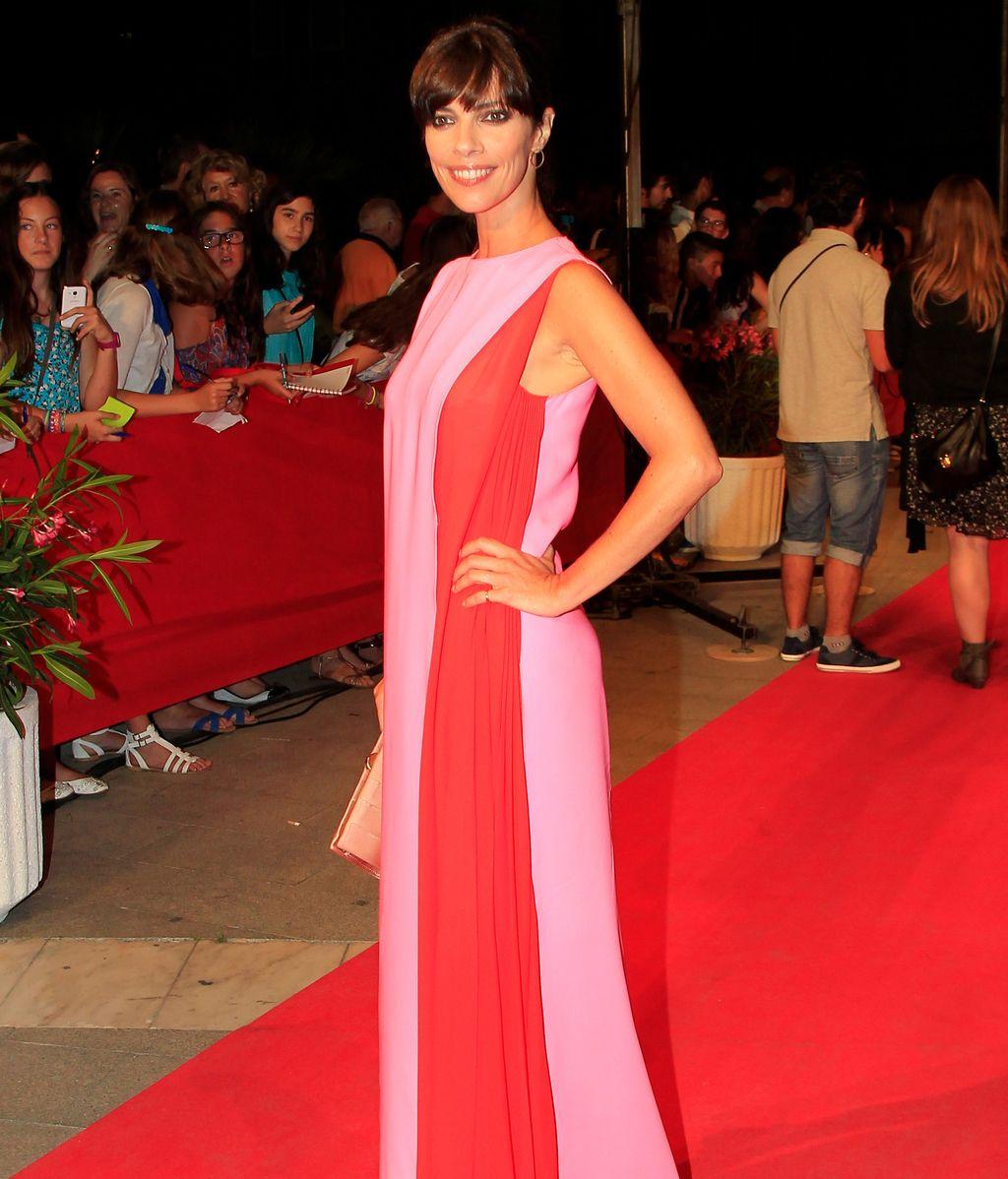 La actriz Maribel Verdú sobre la alfombra roja
