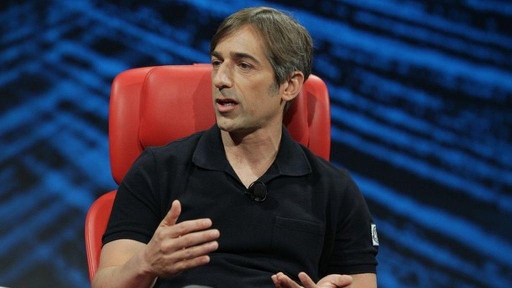 Mark Pincus, CEO y fundador de Zynga durante una conferencia en 'All Things Digital' en Rancho Palos Verdes (Los Angeles) el pasado 30 de mayo.