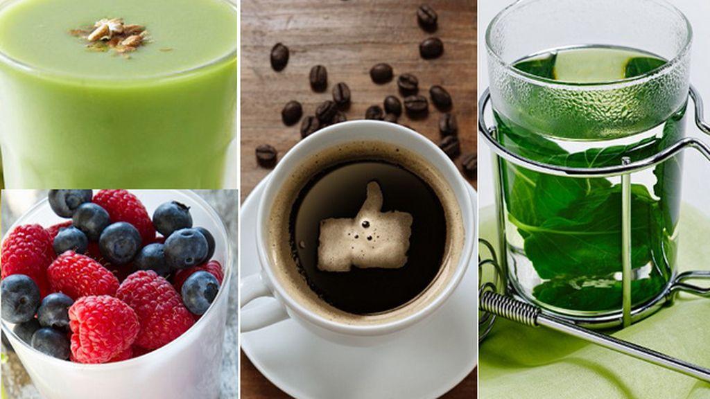 Las cinco bebidas que te ayudarán a perder peso